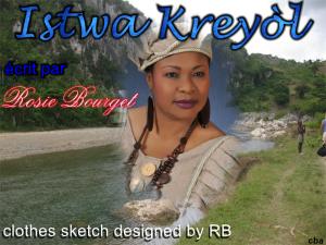 ISTWA KREYOL SKETCH BY CLAUDY
