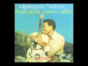 Rodrigue Millien et sa Guitare