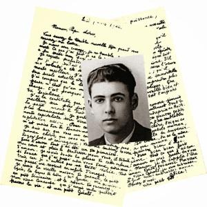 Tony Bloncourt et sa lettre