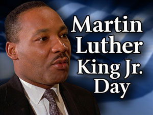 Martin Luther Junior Day