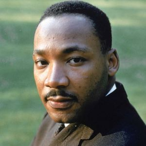 MARTIN LUTHER KING (1/6)