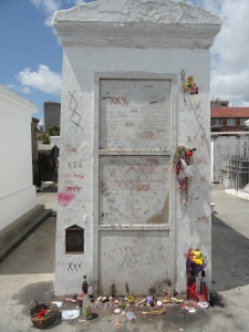 Marie Laveau tombe