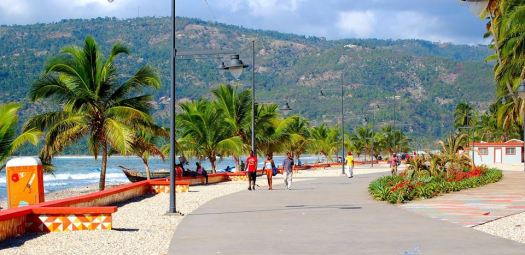 Jacmel Seaside Haiti